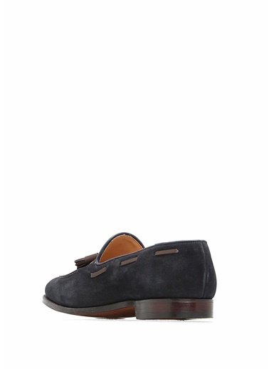 %100 Deri Loafer Ayakkabı-Crocket & Jones